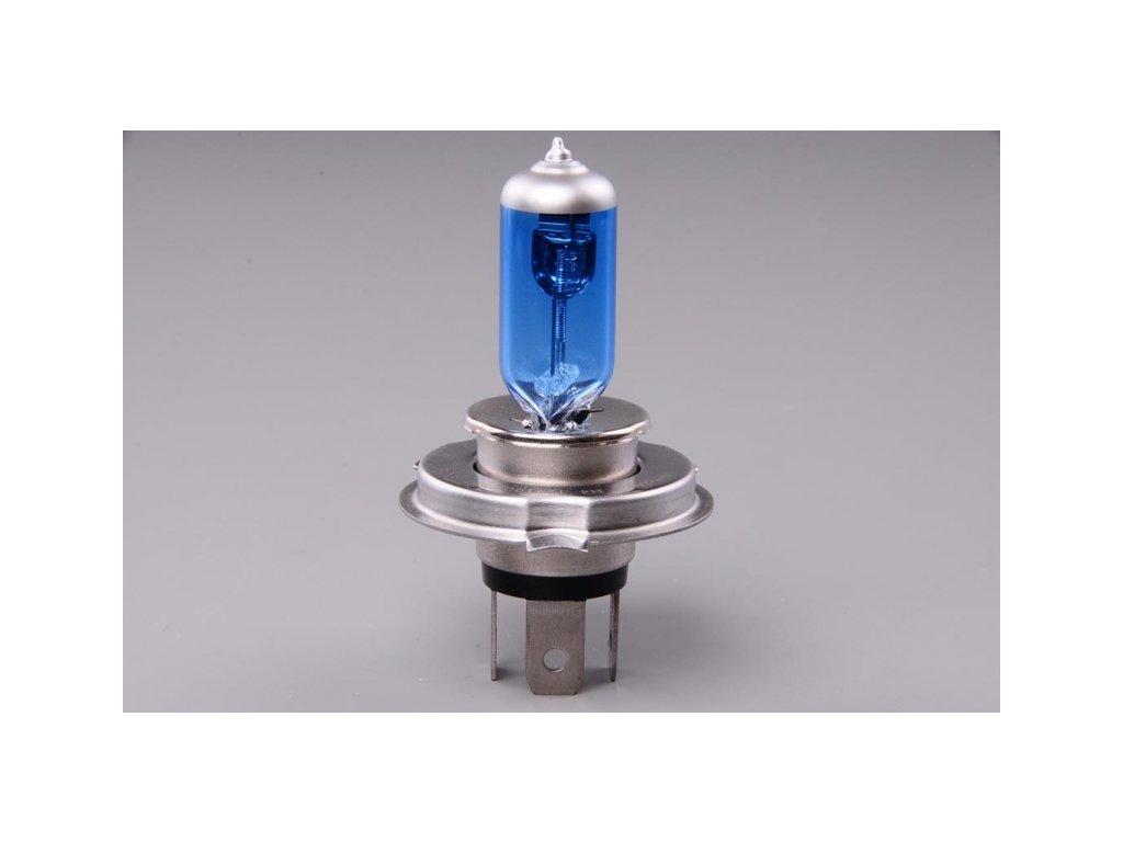 H4 12V 60/55W P43t XENON BLUE
