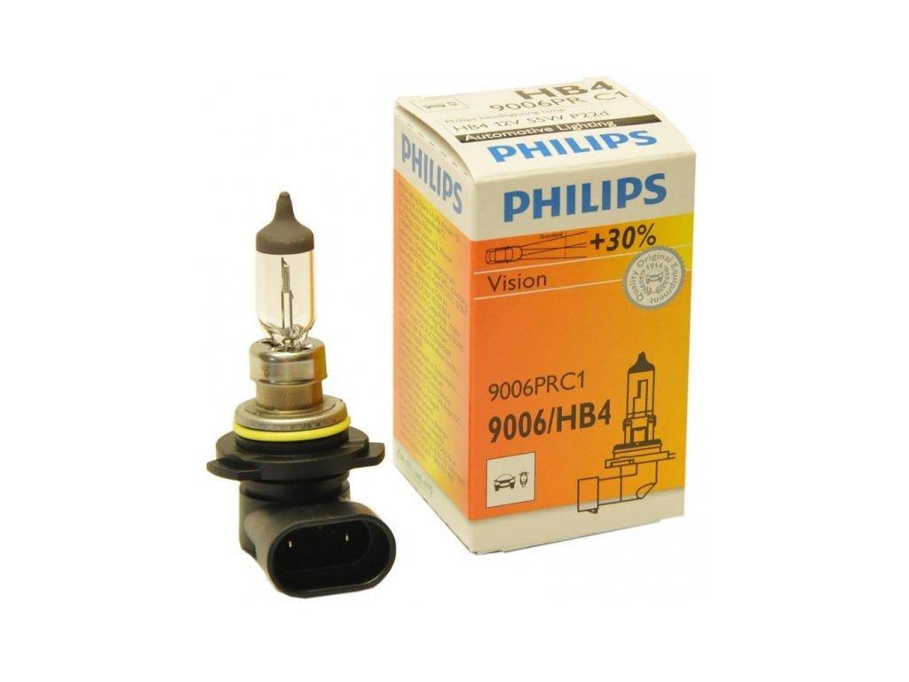 Philips žárovka HB4 VISION 12V
