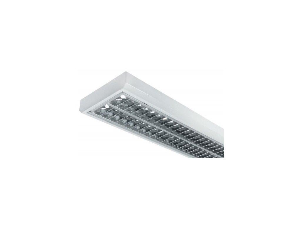 MODUS svítidlo LLX 36Wx2 optická m./předřadník přisazené/závěsné LLX236ALDPEP