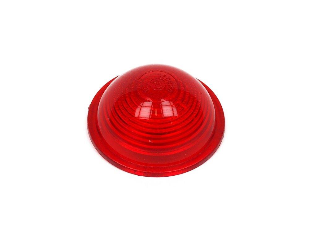 Náhradní kryt ke světlům 8001043,42,41,40,39 červené