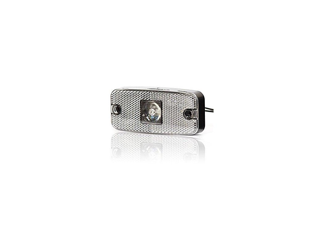 poziční světlo LED bílé 12-24V WAS