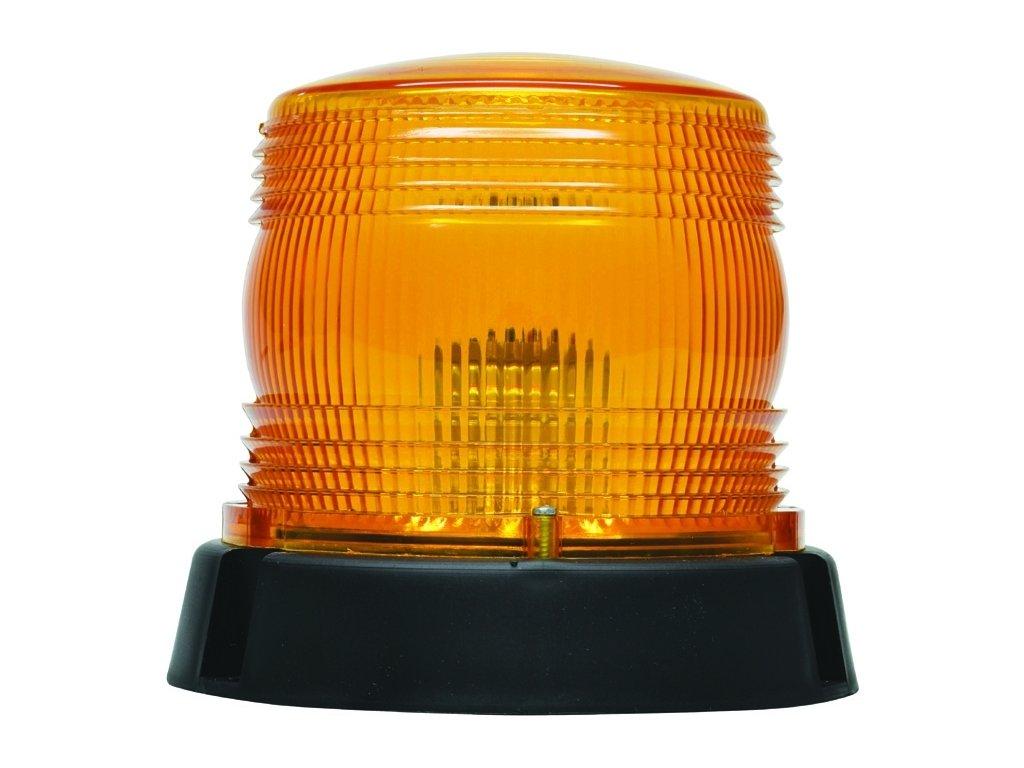 maják pevný žlutý 12/24V LED, LUCAS