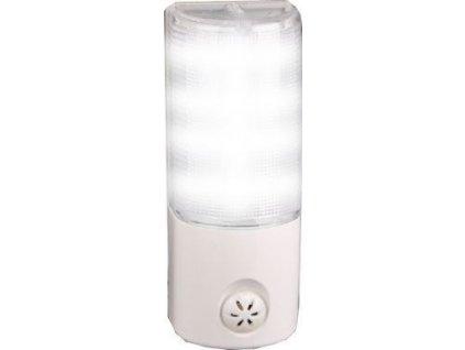 Noční světlo A86, 4xLED s fotočidlem 230V/0,8W do zásuvky