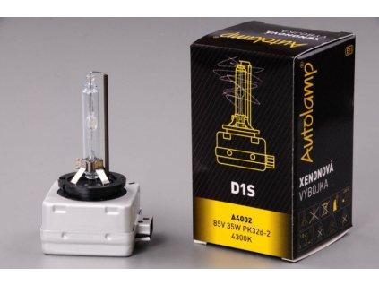 výbojka xenonová D1S 85V 35W PK32d-2 AUTOLAMP