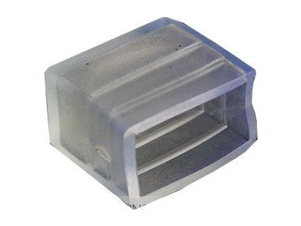 Koncovka pro LED pásek 230V jednobarevný, šířka 12mm