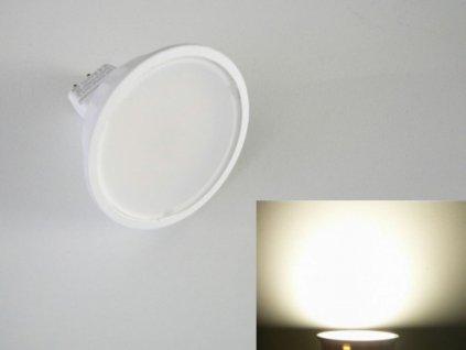 LED žárovka MR16 5W LU5W LUMENMAX - Denní bílá
