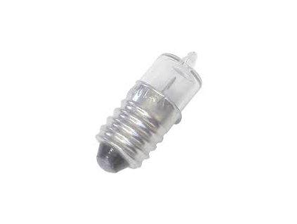 Žárovička E10 9V 0,75A halogen