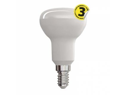 LED žárovka Classic R50 6W E14 teplá bílá