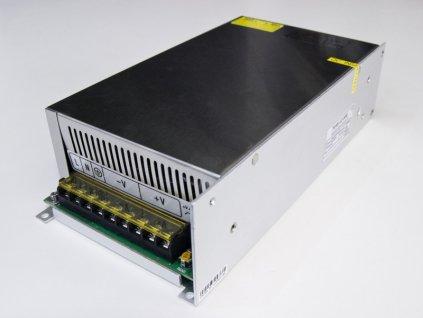 LED zdroj 12V 480W vnitřní - 12V 480W zdroj vnitřní TLPZ-12-480