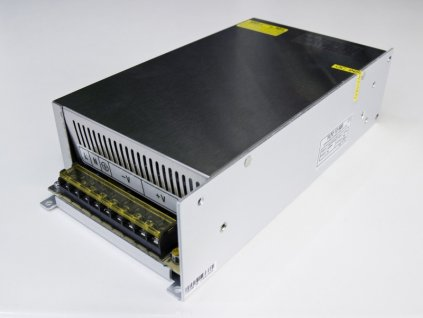 LED zdroj 12V 600W vnitřní - 12V 600W zdroj vnitřní TLPZ-12-600