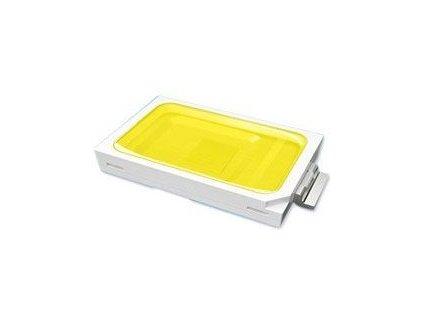 LED SMD 5730 bílá teplá 3000K, 50lm/ 0,5W 120°
