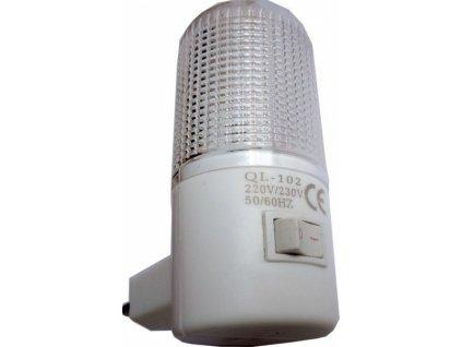 Nouzové LED osvětlení 230V/1W do zásuvky