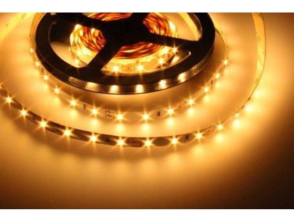 LED pásek vnitřní SQ3-300 záruka 3 roky - echt teplá
