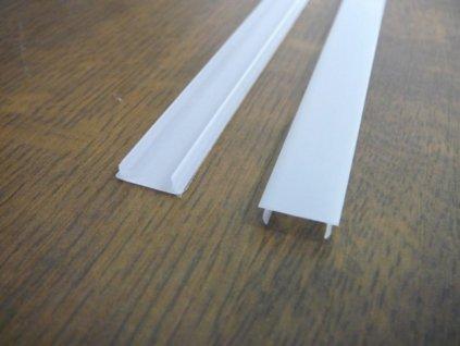 Difuzor ALU profilu D2 mini nacvakávací opál 2m