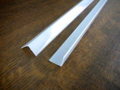 Difuzor pro ALU profil R5 - R5H-O Kryt hranatý opál 1m