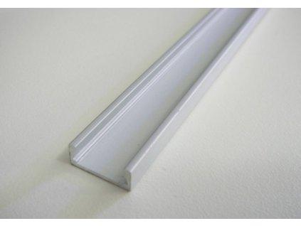 LED profil Mikro 2 - Profil bez krytu 2m