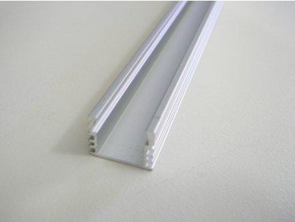LED profil N7 Mikro vysoký - Profil bez krytu 2m