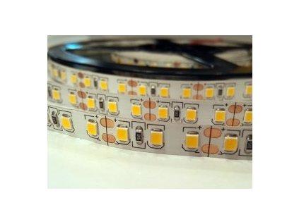LED pásek 120LED 2835 12V 20W studená bílá IP20