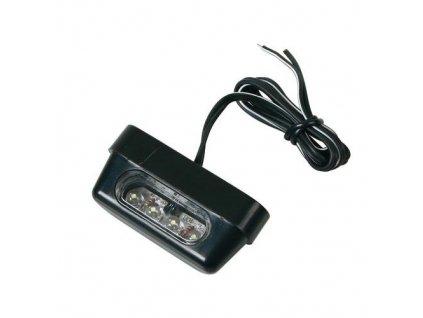 světlo pro osvětlení RZ LED 12V moto LAMPA