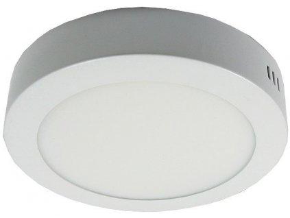 Podhledové světlo LED 12W, 170mm, bílé, 230V/12W, přisazené