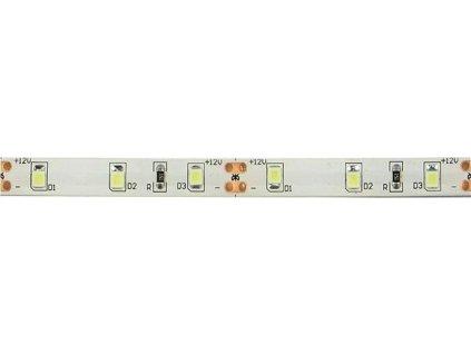 LED pásek 8mm, bílý teplý, 60xLED2835/m, IP65, modul 5cm