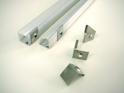 Úchyt R5 profilu pro led pásky - Úchyt profilu R5
