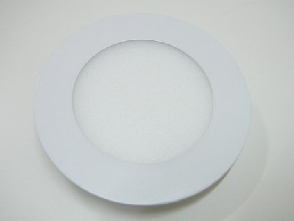 LED podhledové světlo 6W kulatý 120mm - Denní bílá
