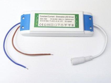 Stmívatelný zdroj pro 24W panel