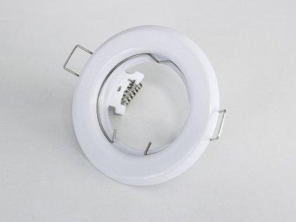 Podhledový rámeček R50-W bílý - TLZ-R50-W bílá podhledový rámeček