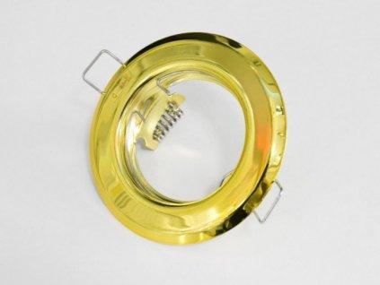 Podhledový rámeček R50-G - TLZ-R50-G zlatá podhledový rámeček