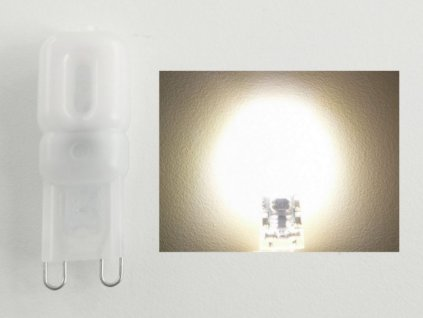 LED žárovka G9 EP2,5W - Denní bílá