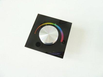 Ovladač dimLED OV DUPLEX RGB 3K - Černý