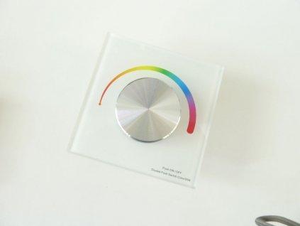 Ovladač dimLED OV DUPLEX RGB 3K - Bílý