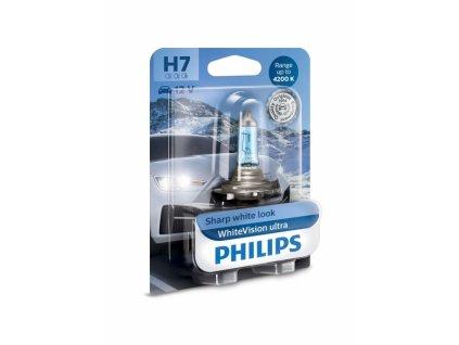 blistr H7 12V 55W PX26d WhiteVision Ultra