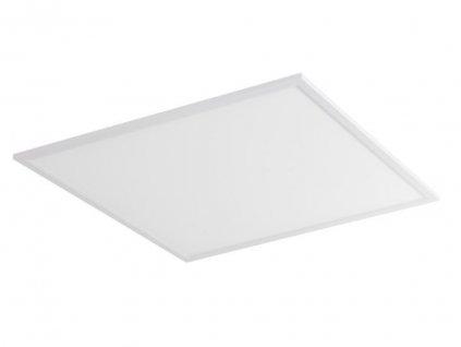 LED panel E6060 40W 595x595mm - Teplá bílá