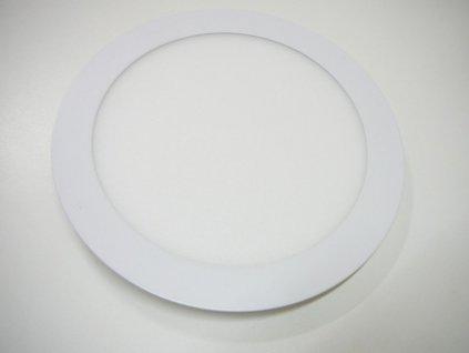 Podhledový LED panel 24W kulatý 300mm - Denní bílá