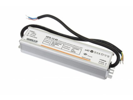 LED zdroj 12V 60W HPS-12-60 Záruka 5 let - 12V 60W zdroj HPS-12-60 Záruka 5 let