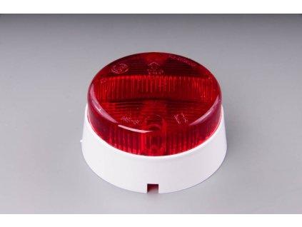 Kryt obrysové svítilny červený