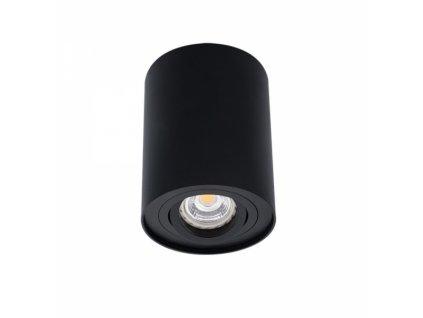 Přisazené svítidlo BORD DLP-50-B černé - BORD DLP-50-B černé přisazené bodové svítidlo