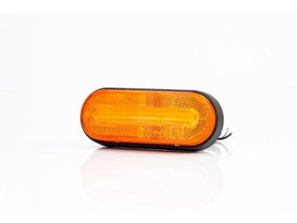 světlo poziční FT-070 12+24V oranžové