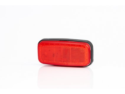 světlo poziční FT-075 LED 12+24V červené