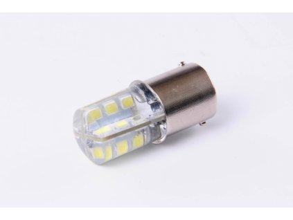žárovka LED 12V 21W BA15s 24xLED 2385 FLASH