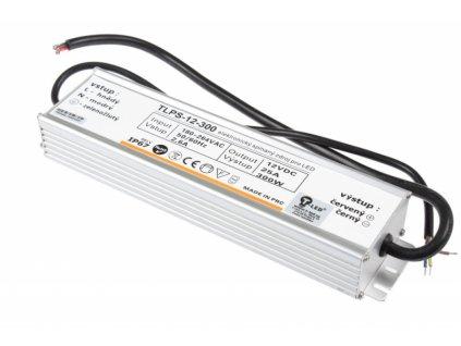 LED zdroj 12V 300W IP67 - 12V 300W zdroj IP67 TLPS-12-300
