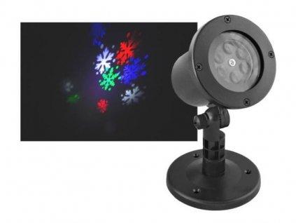 Vánoční osvětlení Laser projektor, LTC 101