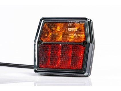 Světlo zadní sdruž. FT-222 L/P LED 12+ osv. RZ