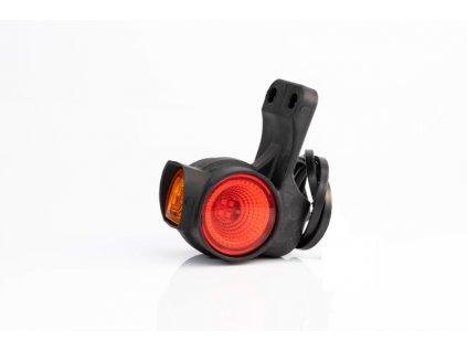 světlo poz. tyk. LED FT-140W L 12+24V levé závěsné