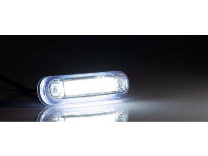 světlo poziční FT-045 LED 12+24V bílé