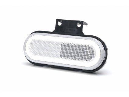 světlo poziční W198/1401 12+24V neon bílé