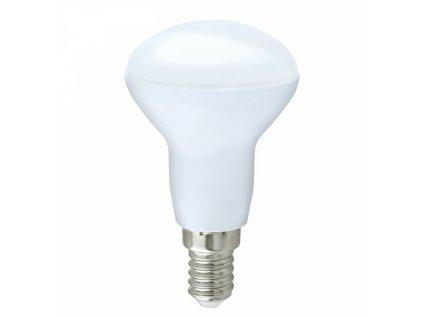LED žárovka reflektorová, R50, 5W, E14, 3000K, 440lm, bílé provedení