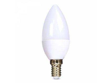 LED žárovka, svíčka, 4W, E14, 3000K, 340lm